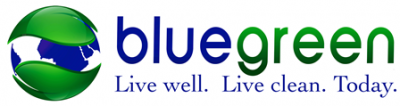 Bluegreen Floor Care Retina Logo